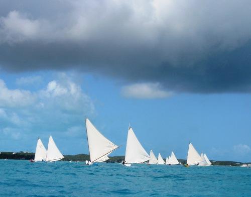 Elizabeth Harbor, Exumas, Bahamas